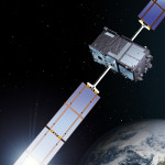 Galileo in-orbit validation (IOV) satellite