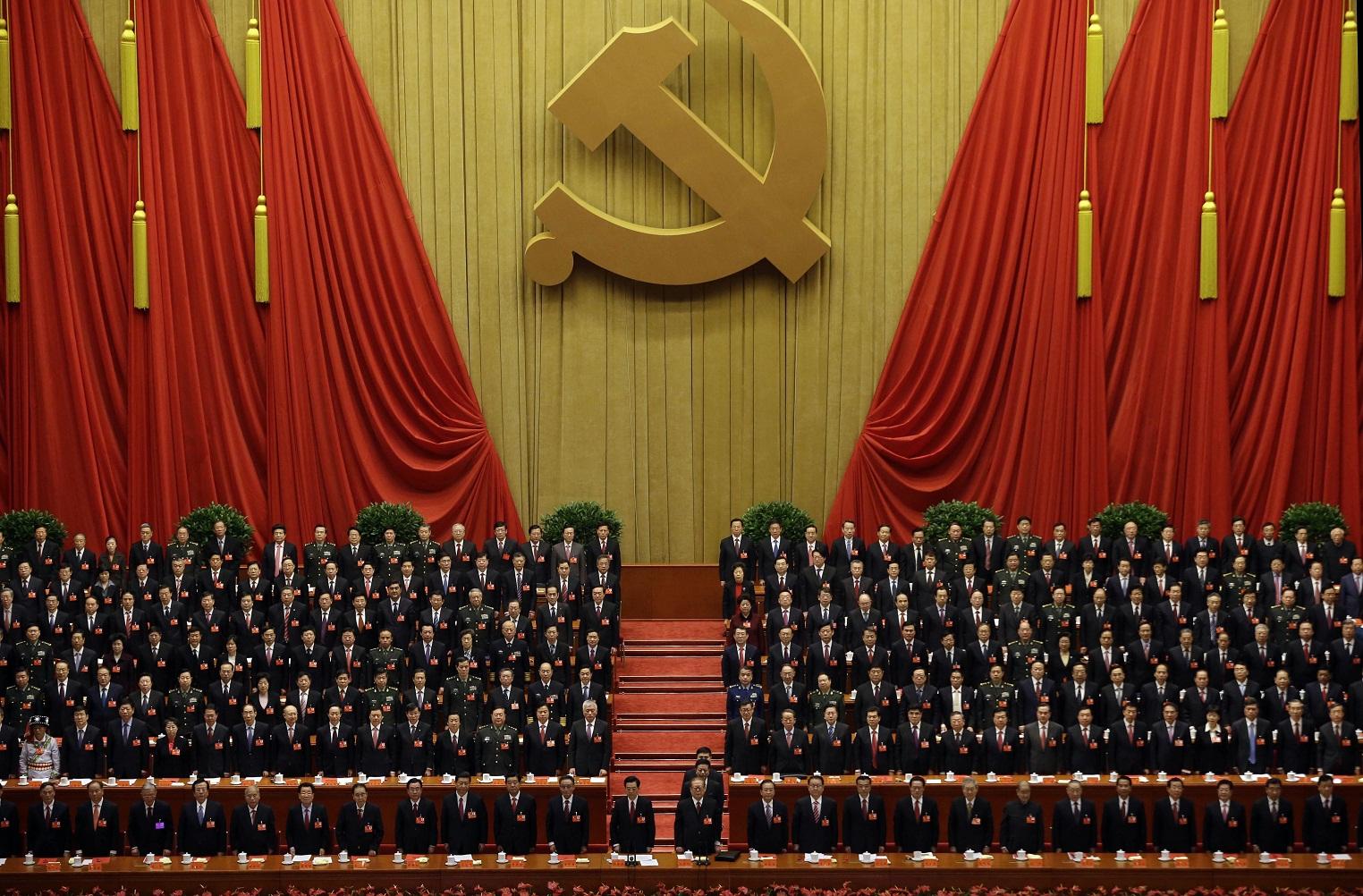 China's Leadership Change