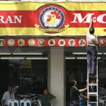 McCurry, a Malaysian restaurant, won an epic eight-year trademark battle with McDonalds on the grounds that no one could possibly confuse the two restaurants