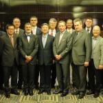 DG Sun with the European Chamber's Advisory Council