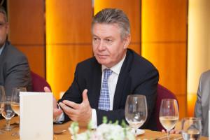 European Commissioner for Trade Karel DeGucht