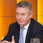 European Commissioner for Trade Karel DeGucht