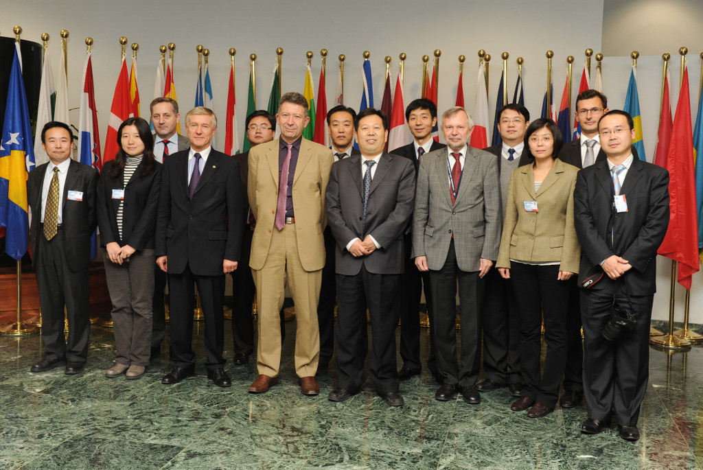 EUCCAP Study tour on Air Traffic Management Rule Making, November 2011