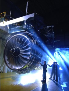 This photograph is reproduced with the permission of Rolls-Royce plc, copyright © Rolls-Royce plc 2012.