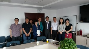 Meeting with Vehicle Emission Control Centre (VECC), MEP