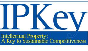 IP KEY logo