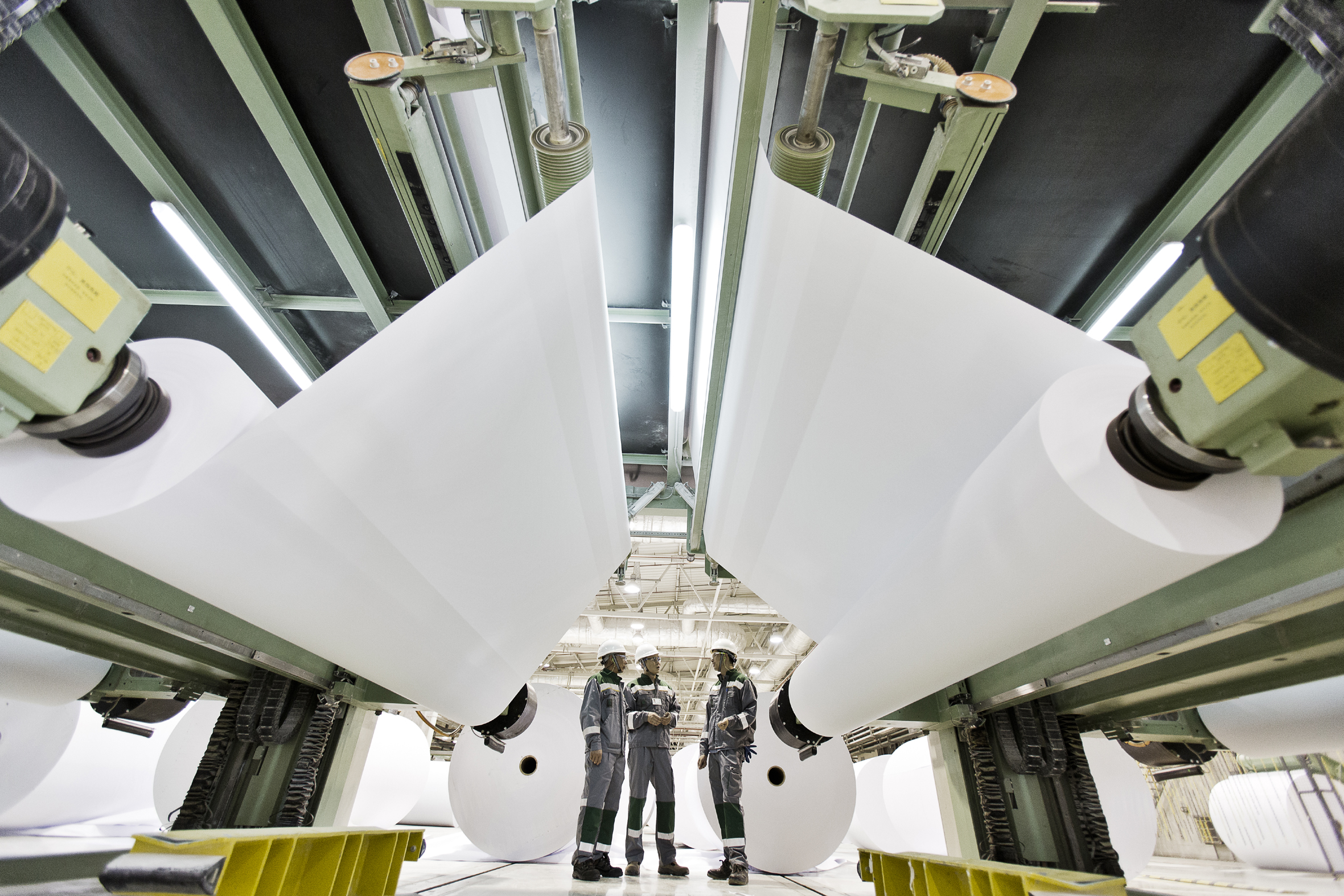A clean sheet: environmental sustainability in the paper manufacturing  industry - EURObizEURObiz
