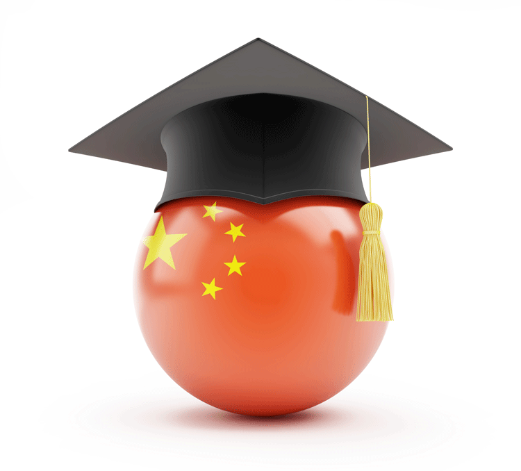 Chinese-graduate