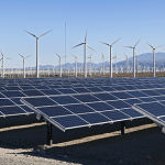 China's green energy market