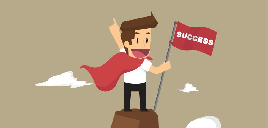 success-mountain