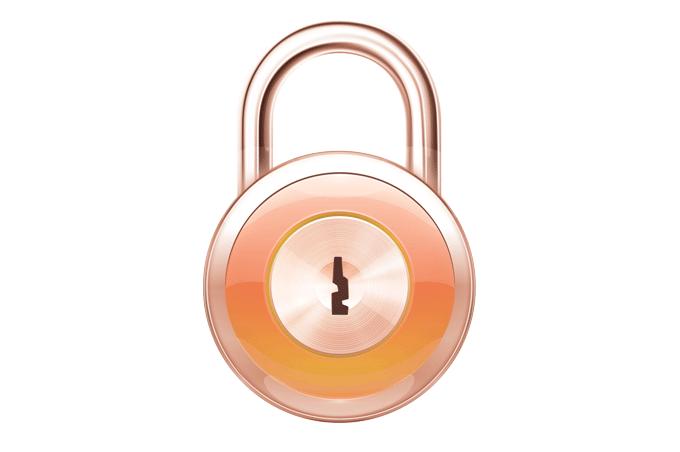 Orange-lock